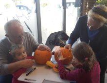 atelier famille halloween