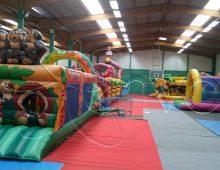 Air de jeux indoor enfants