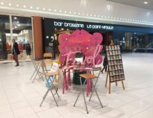 Maquillage professionnel Nantes (en centre commercial)