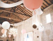 Décoration en ballons pour Mariage