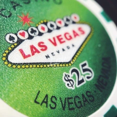 Ambiance casino factice