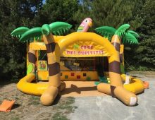 cage des ouisitits animation camping