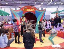 cirque family day