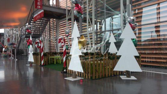 L'espace enfants de Noël