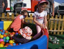 piscine a boules pour enfants