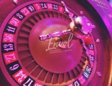 Soirée d'entreprise sur le thème casino