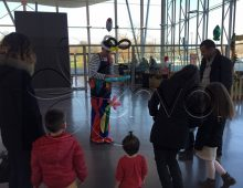 sculpteurs balloon clown