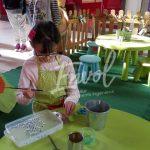 Ateliers pour enfants grandes surfaces