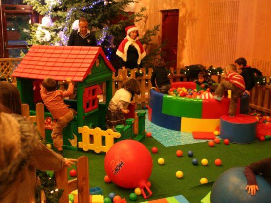 Arbre de Noël CE comité d'entreprise