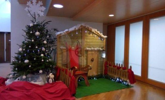 Location décor de Noel