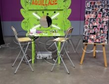 Stand maquillage Envol