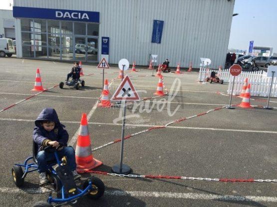 animation pédagogique sécurité routière
