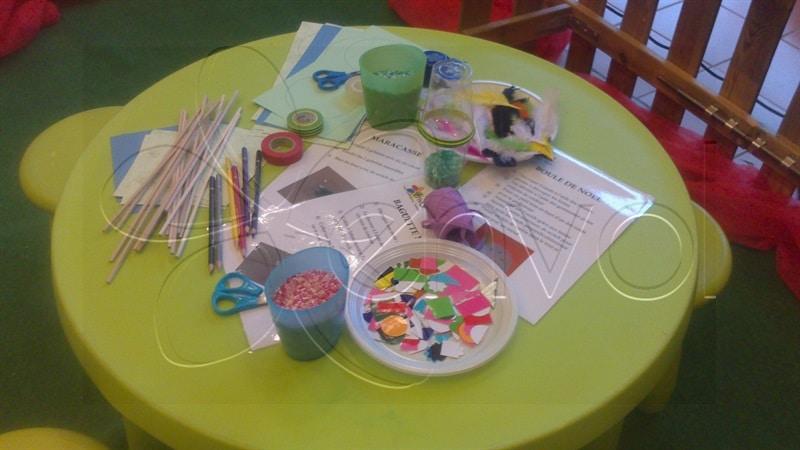 Animation de no l atelier de bricolage pour enfants Magasin de bricolage pour enfant