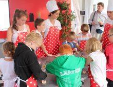 atelier cuisine avec enfants