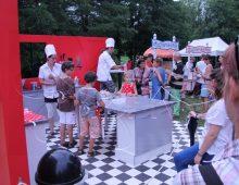 atelier pour enfants sur le theme cuisine