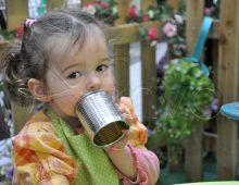bricolage jardin enfants