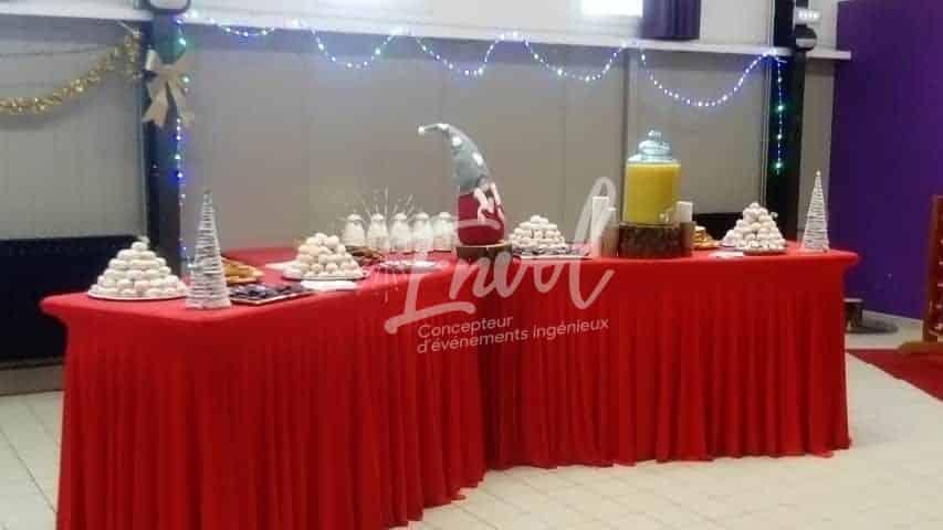 Buffet de Noël Envol