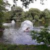 animation bulles sur l'eau
