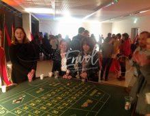 animation casino avec croupiers
