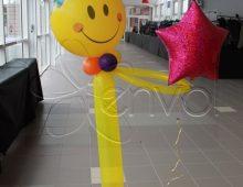 Décoration ballons, arche ballons, colonnes ballons