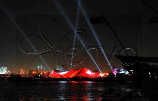 Sonorisation, éclairage et vidéo pour les soirées