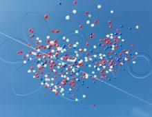Lacher de Ballons - Nantes - La Roche sur Yon