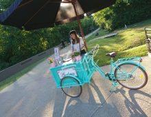 le chariot à pralines