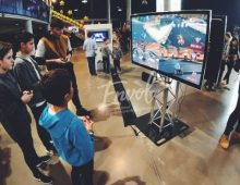 Animation jeux vidéos nintendo switch