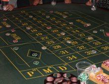 tables et jetons casino