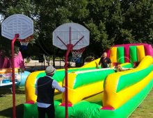 tir elastique basket
