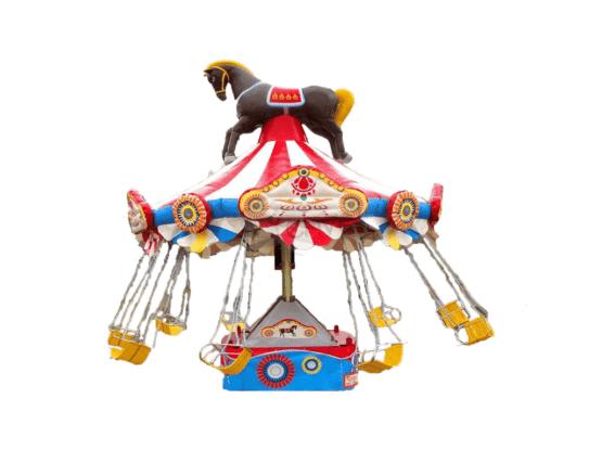 Le Carrousel des chaises volantes