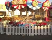 Location carrousel noel pas cher