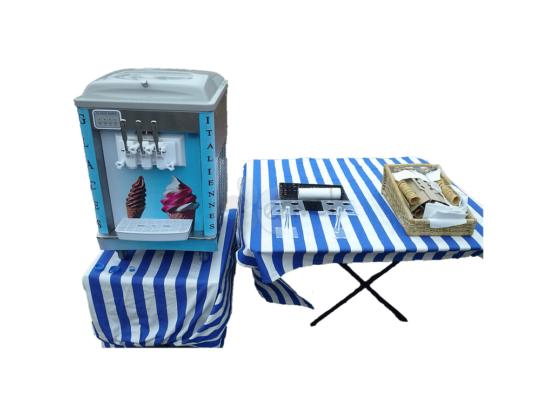 Louer machine pour glace à l'italienne