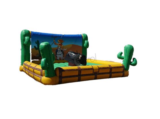 location simulateur de rodeo