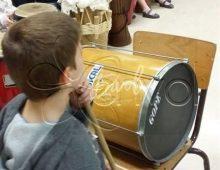 atelier percussions événements
