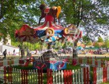 Carrousel des chaises volantes