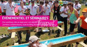 événements d'entreprises teambuilding Vendée