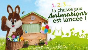 Animations commerciales Pâques