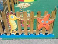 Animation thème mer pour enfants