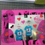 """Atelier cadre photo """"élue maman de l'année"""""""