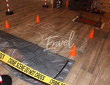 Murder Party Envol - Scene de crime de l'enquête policière