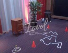 murder party : cluedo geant - activite de cohesion équipe