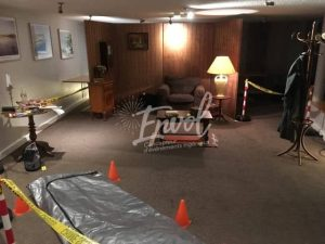 Team building Murder Party Envol