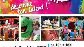 Organisation festival culturel