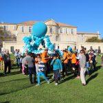 Festival ballons