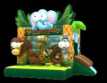Mini Safari avec toboggan