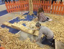 Atelier kaplas jeu de construction