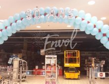 arche anniversaire magasin