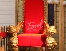 louer votre fauteuil du père Noël