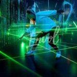 mission impossible laser